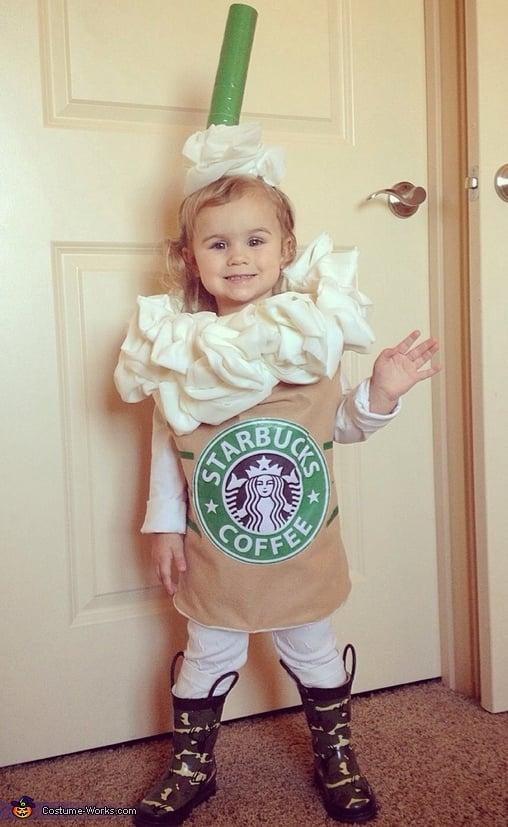 Skinny Caramel Frappuccino | Starbucks Halloween Costumes ...