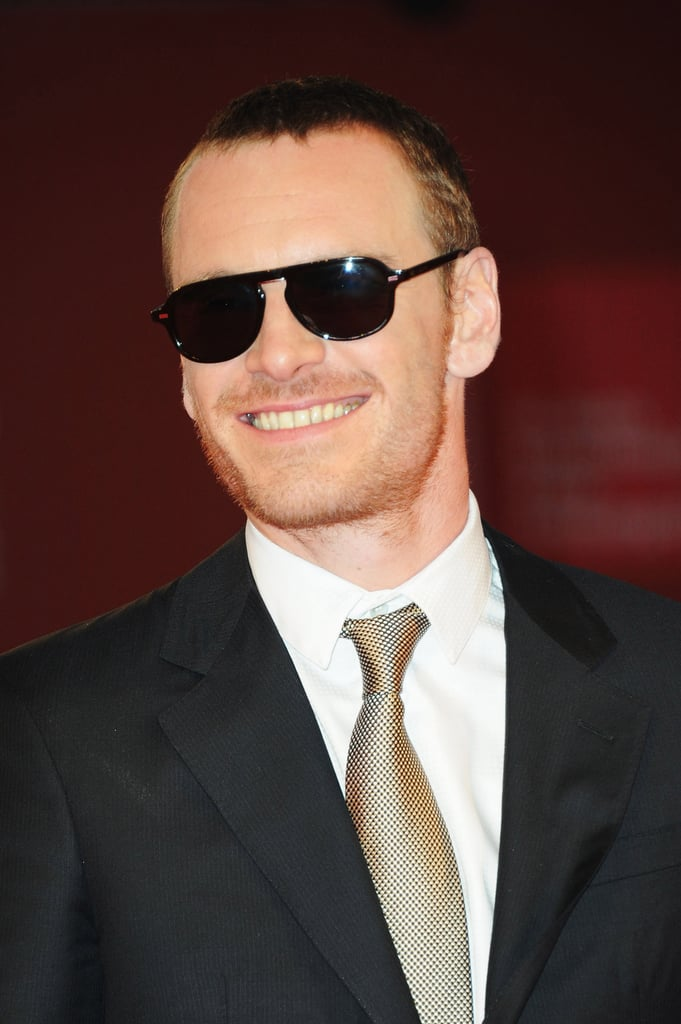 Michael Fassbender premieres A Dangerous Method.