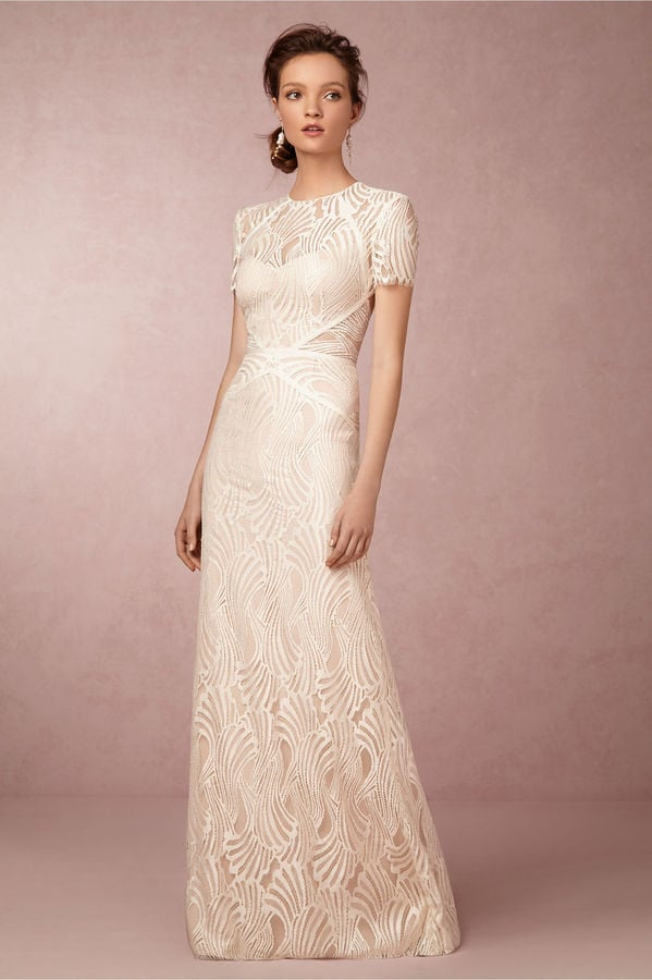 Wedding Dresses With Sleeves POPSUGAR Fashion