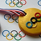 An Edible Medal