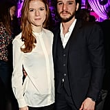 In April 2016, Rose and Kit stepped out for a cute date night at The Cuckoo Club in London.