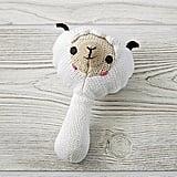 Little Sheep Rattle