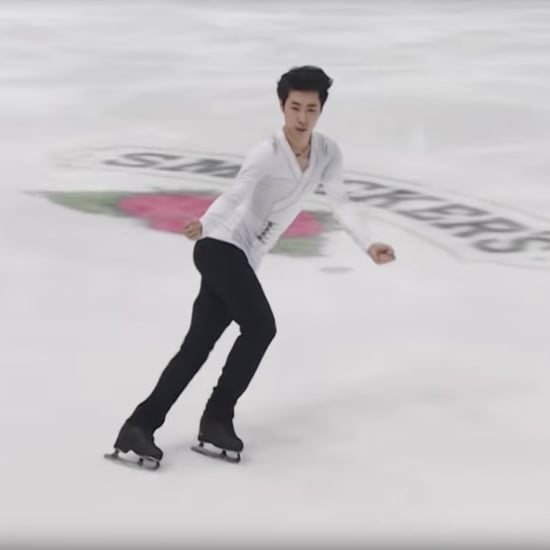 Jin Boyang Star Wars Figure Skating Routine