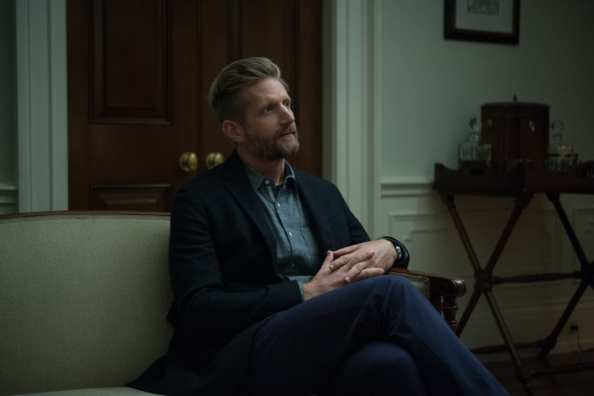 What Happens to Tom Yates on House of Cards