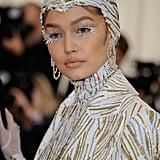 Gigi Hadid Met Gala Makeup 2019