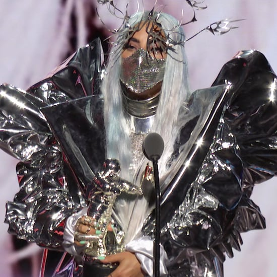 Watch Lady Gaga's Tricon Speech at the MTV VMAs