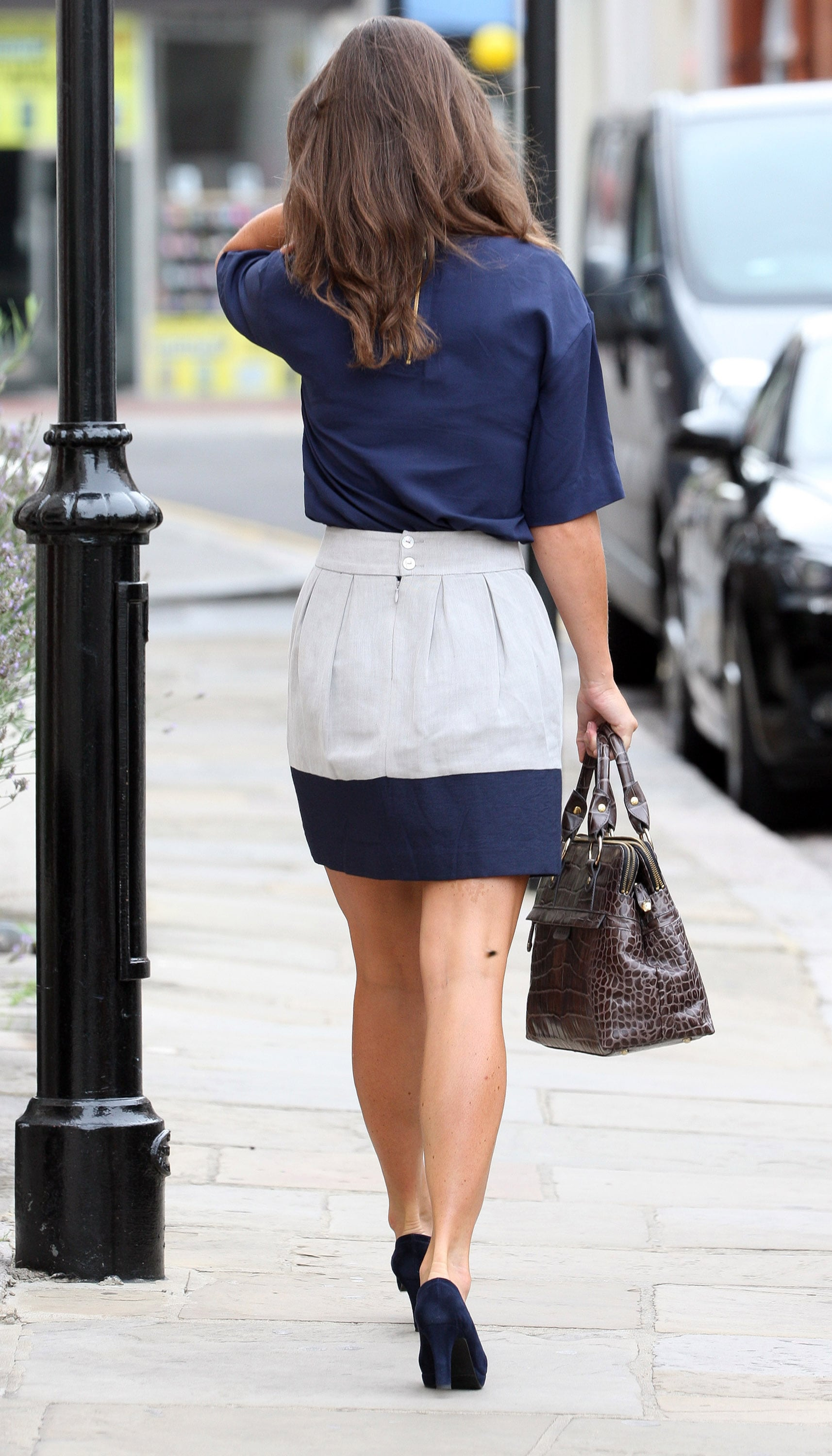 Happy Auto Sales >> Pictures of Pippa Middleton Carrying a Modalu Bag and ...