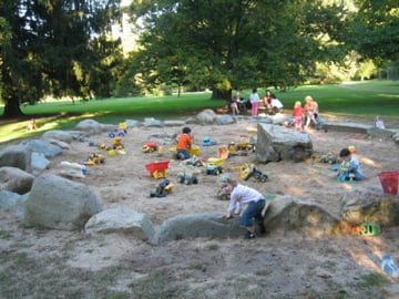 Do You Let Your Child Play in the Sandbox?