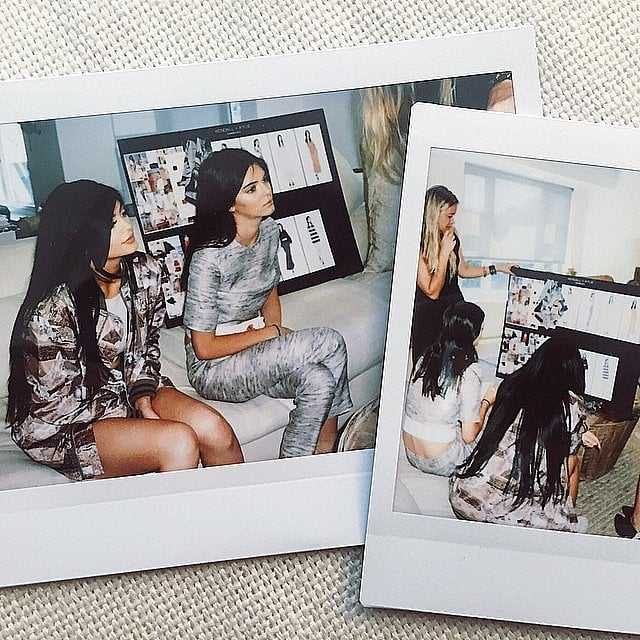 Months Ago, Kendall and Kylie Hinted at Their New Line