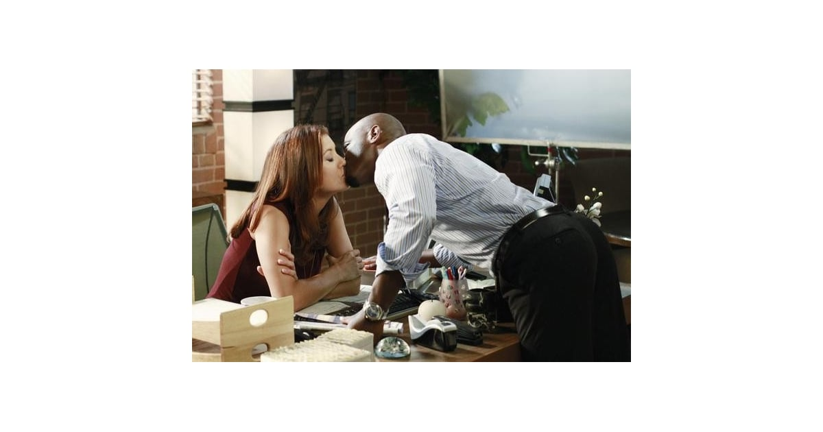 Addison and Sam, Private Practice | TV Kissing Pictures of ...