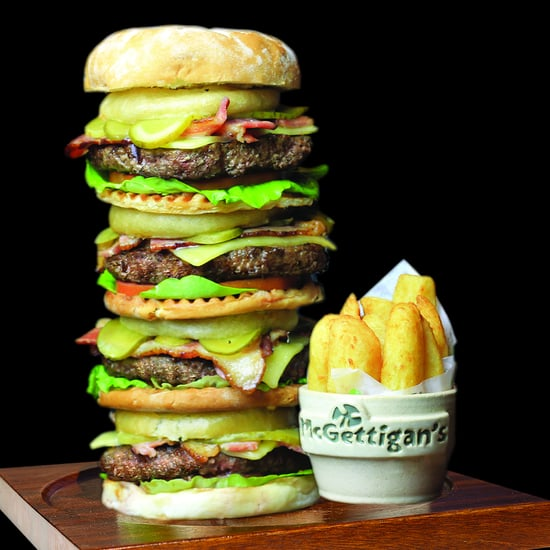McGettigan's Dubai Launches Olympic Burger Challenge