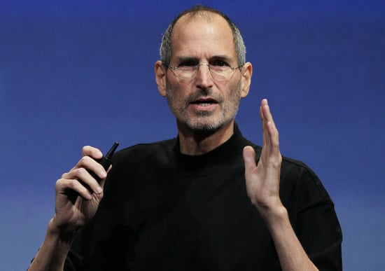 Walk a Mile in Steve Jobs' Turtleneck - Bids Start at $500 for One of the Apple Founder's Signature Pieces