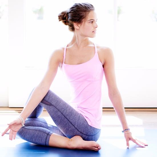 Calories Brûlées Pendant un Cours de Yoga