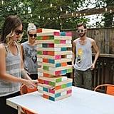 Make a Giant Jenga Set