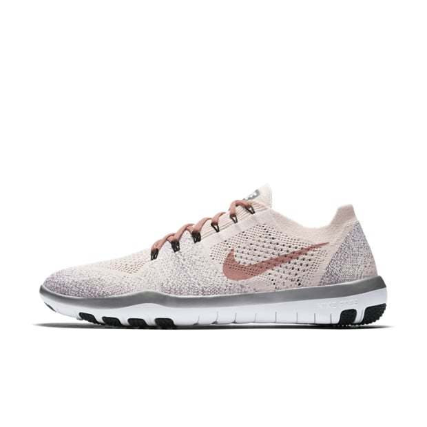 Nike Free Focus Flyknit 2 Chrome Blush Training Shoe