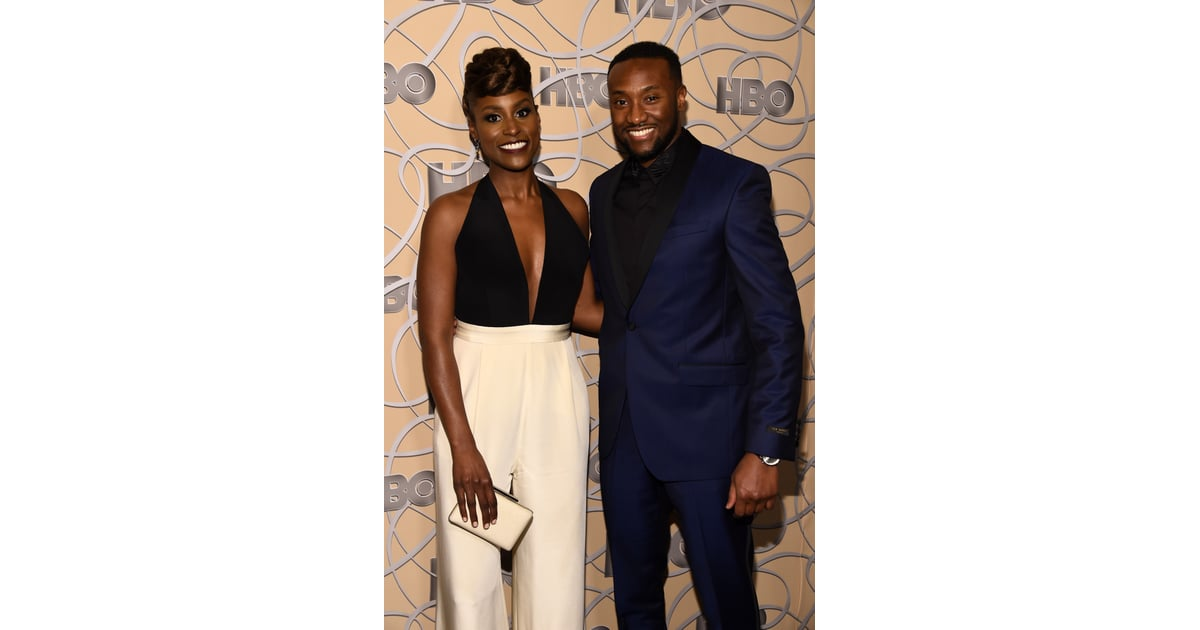 Issa Rae And Louis Diame Wedding Bells Are Ringing 55 Celebrity Couples Who Are Headed Down The Aisle Popsugar Celebrity Photo 5