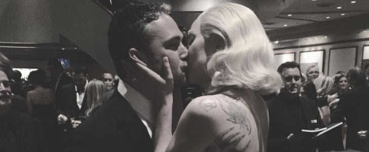 Lady Gaga's Tribute to Taylor Kinney