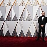 Pictured: Leonardo DiCaprio and Oscars