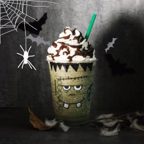 How to Order the Starbucks Frankenstein Frappuccino