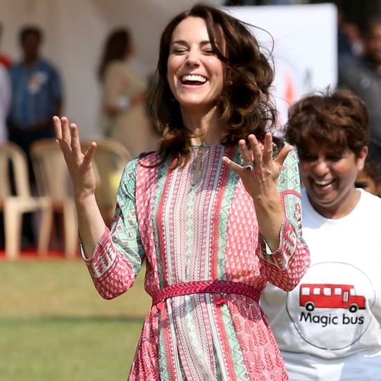 Kate Middleton India and Bhutan Tour