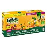 GoGo SqueeZ Variety Fruit and Veggies Applesauce