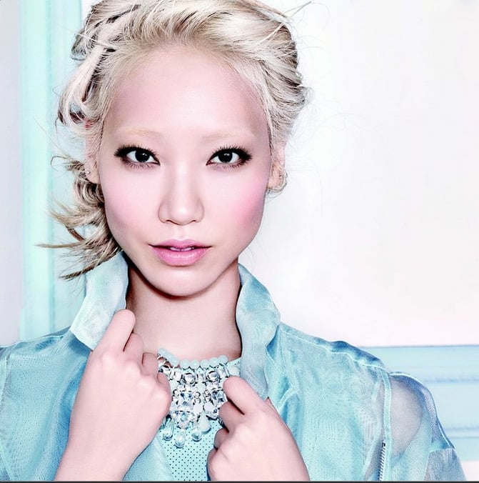 Soo Joo Park For L'Oréal Paris