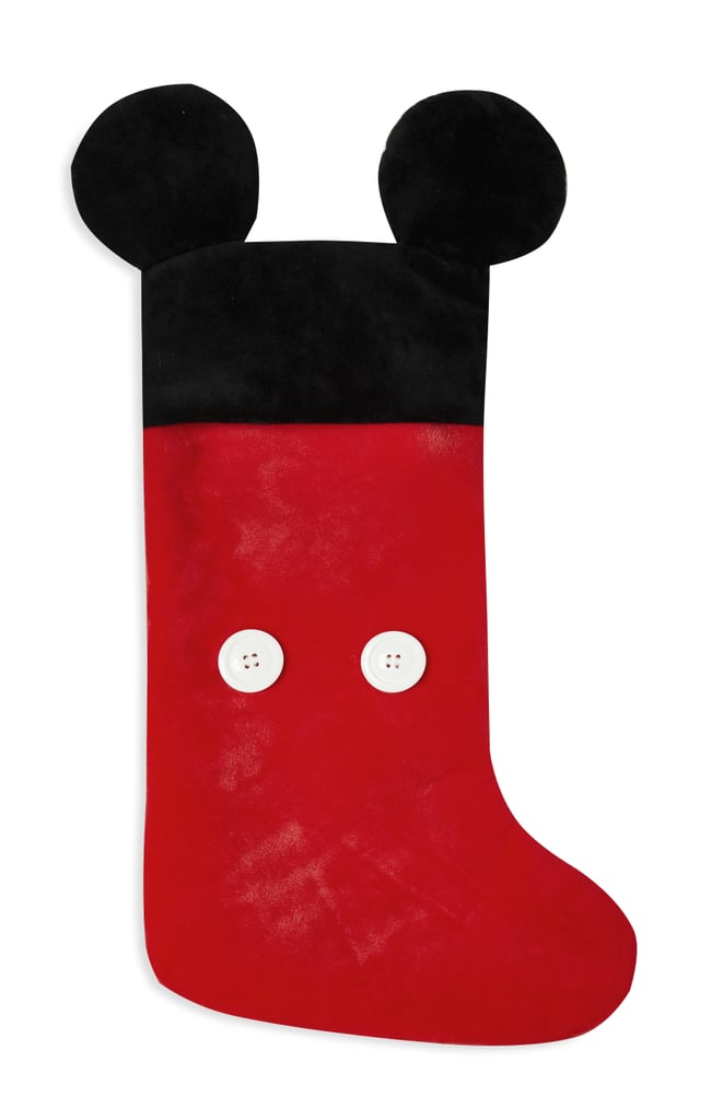 mickey mouse stocking 9 - Mickey Mouse Christmas Stocking