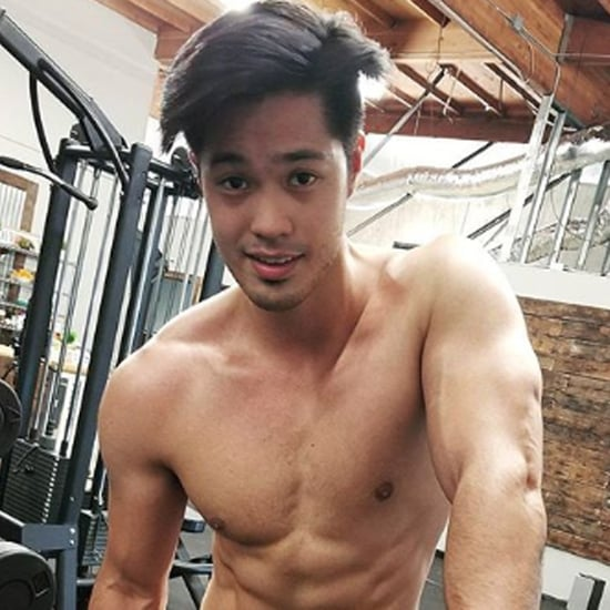 Ross Butler Shirtless Pictures