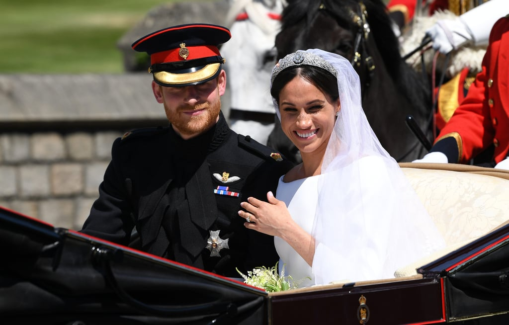 Prince Harry And Meghan Markle Wedding Gifts Popsugar Celebrity
