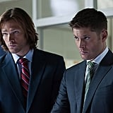 Sam and Dean Winchester (as FBI Agents)