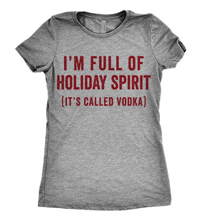 Holiday Spirit Shirt