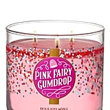 Bath and Body Works's Pink Fairy Gumdrop Candle