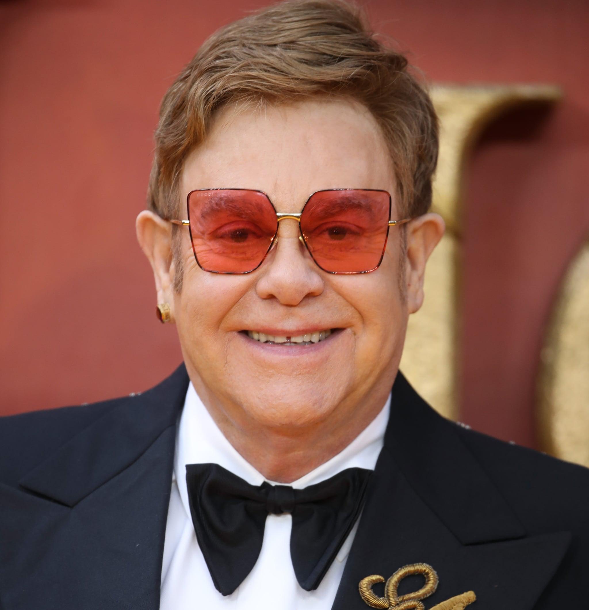 Elton John Celebrates 29 Years Sobriety July 2019 ...
