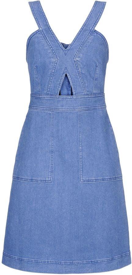 Stella McCartney Denim Dress ($810)