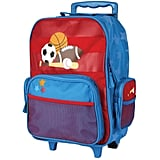 Stephen Joseph's Sports Rolling Luggage ($41) features the bats and balls from his favorite games.