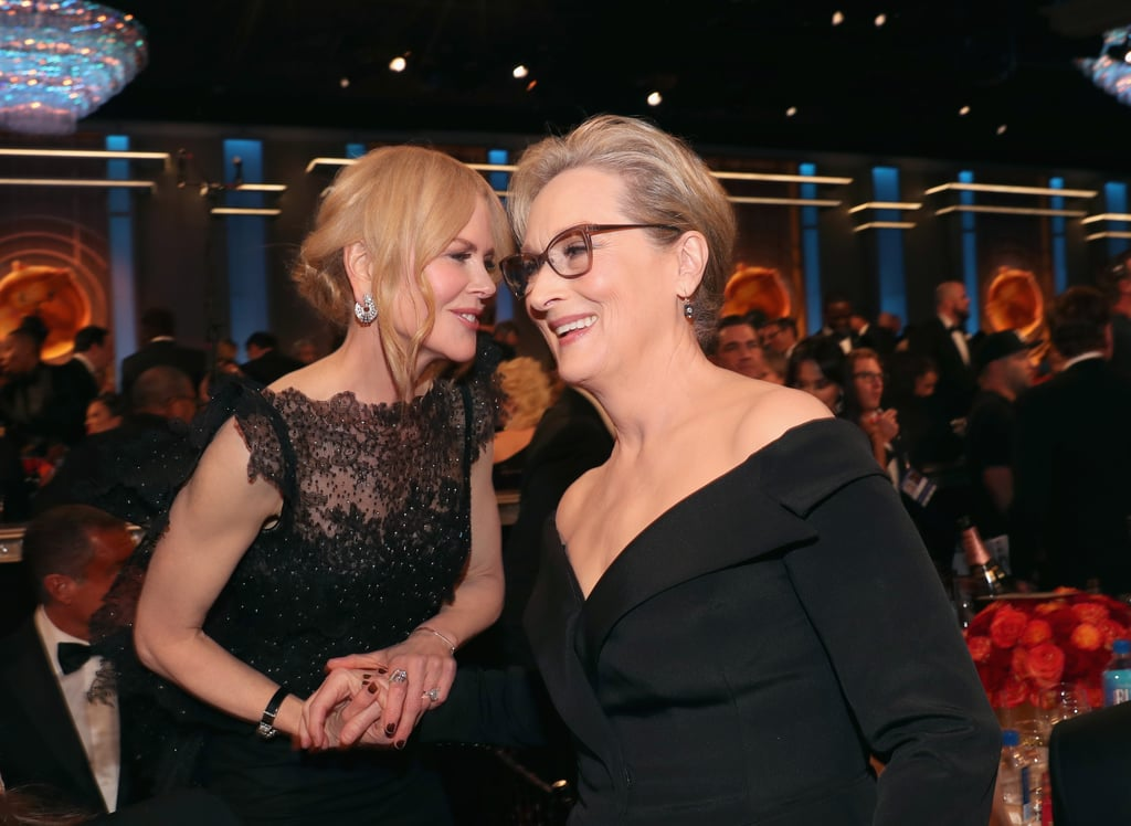Pictured Nicole Kidman And Meryl Streep Best Pictures
