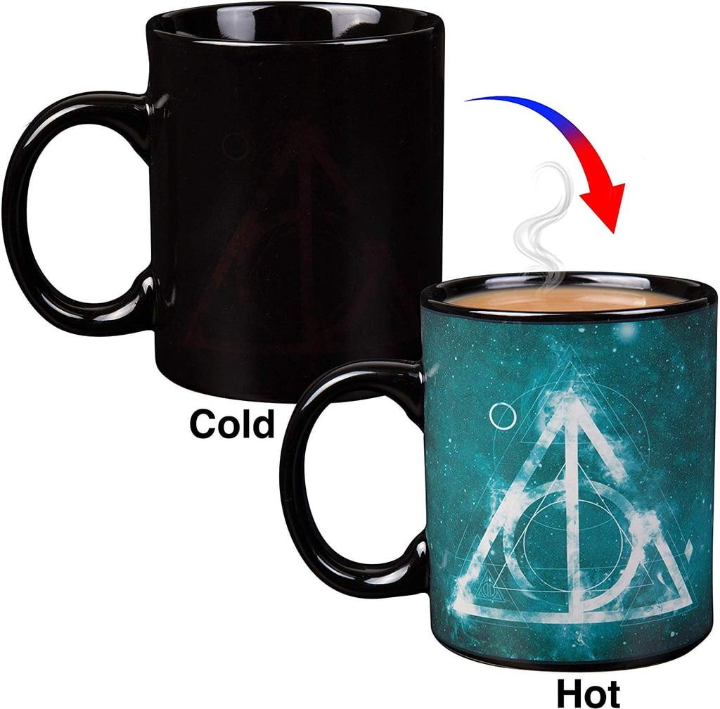 Harry Potter Heat Reveal Ceramic Coffee Mug