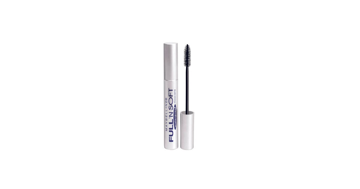 a7bd9bcd0dc Maybelline NY Full 'N Soft Waterproof Mascara, $18.45 | Top 5 best ...