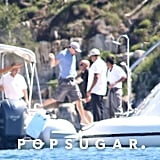 Leonardo DiCaprio Dancing in Cannes 2013