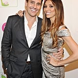 Giuliana and Bill Rancic at the Shoes on Sale event.