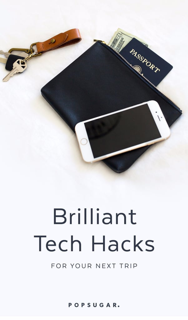 Tech Travel Hacks