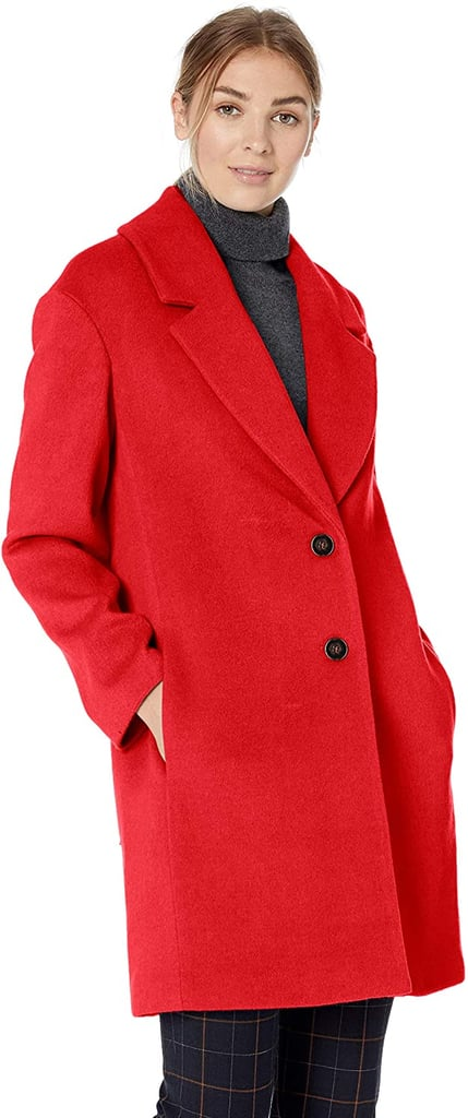 The Timeless Red Coat