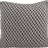 Knitted Throw Pillow
