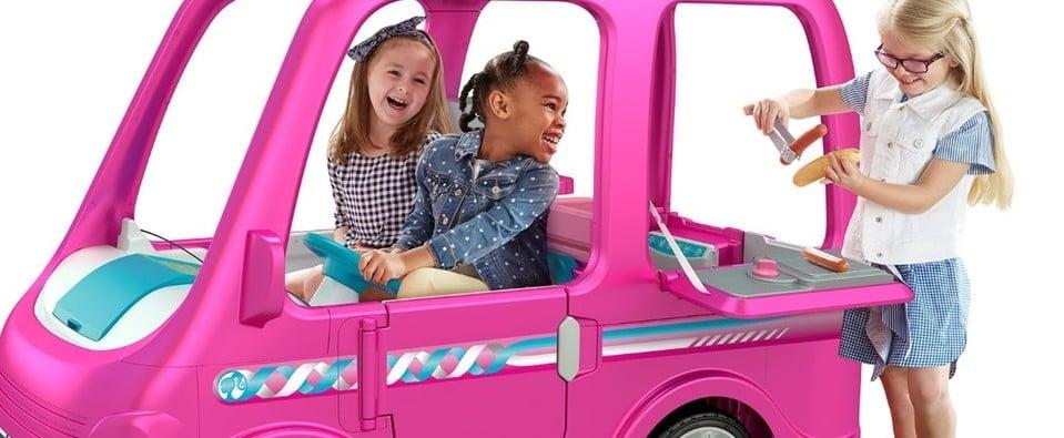 Fisher Price Barbie Camper Recall February 2019