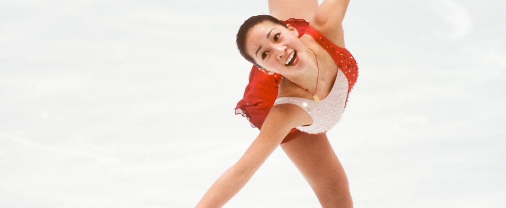 If She Could Turn Back Time, Michelle Kwan Would Change This About Her Olympic Career