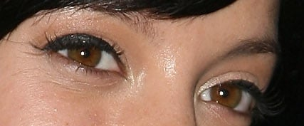 Guess Who? The Long-Lashed Chanel Chickadee
