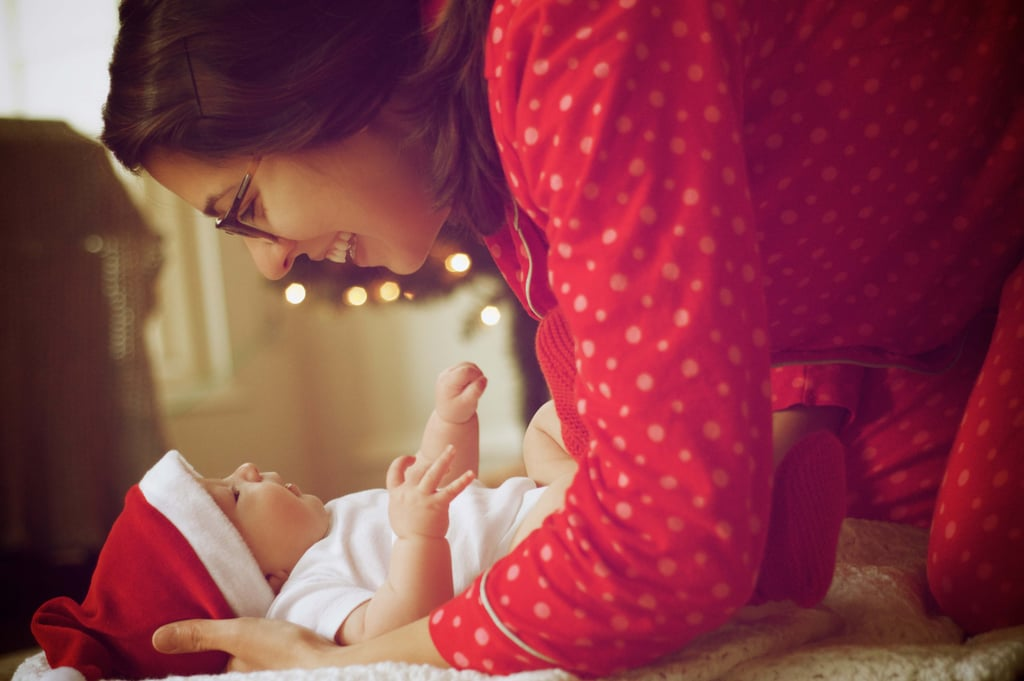 Tips For Being a New Parent During Christmas