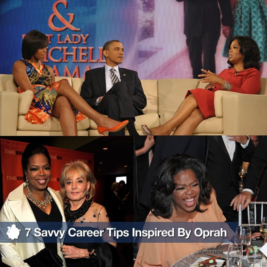 7 Savvy Career Tips Inspired by Oprah