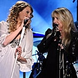 Taylor Swift's Duet With Stevie Nicks