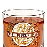 Bath and Body Works Caramel Pumpkin Swirl 3-Wick Candle